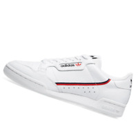 ADIDAS MENS Shoes Continental 80 - White, Scarlet & Collegiate - G27706