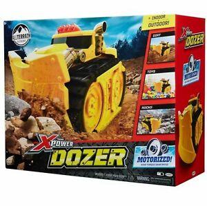 NEW (2019) Xtreme Power Dozer Motorized All Terrain Extreme Bulldozer Toy Truck