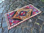 Decor rug, Organic vintage rug, %100 wool handmade, Turkish rug | 1,2 x 2,3 ft