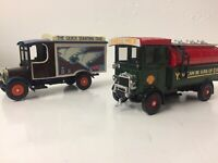 Corgi Limited Edition D9/1 Twin Shell Oil Van Die Cast Model Set