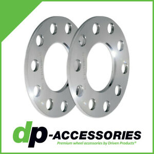 3mm Press-On Lug Centric Wheel Spacers 5x108 5x114.3 67.1mm - 2 Pack