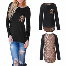 Leopard Blouse Tops & Shirts for Women