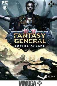 Fantasy General II - Empire Aflame (DLC) - PC Steam Download Code - Global