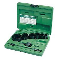 Greenlee 830 Bi-Metal Holesaw Kit