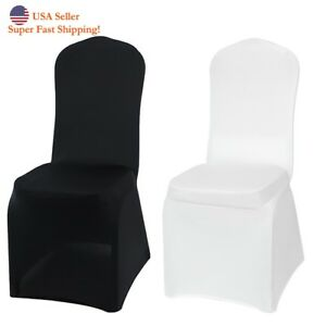 DH Lycra Fitted Stretchable Wedding Party Banquet Folding Chair Covers