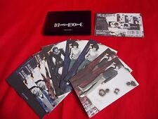 DEATH NOTE 10 Business cards + Metal Case / UK DESPATCH RARE
