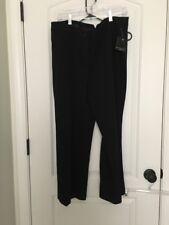 Apostrophe' Women's Misses Wide Leg Casual Dress Pants Sz 18 Black Clothes
