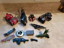 Hasbro GI Joe Cobra Vehicle Lot