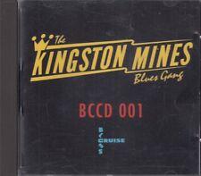 The Kingston Mines Blues Gang Blues Cruise Swedish CD FASTPOST