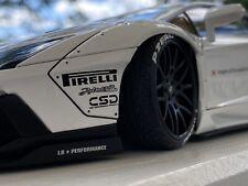 AUTOART 1:18 Lamborghini Aventador LB-Works #79105 By RACEFACE-MODELCARS