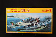 YD060 SMER 1/48 maquette avion 0818 Fairey Swordfish Mk.2
