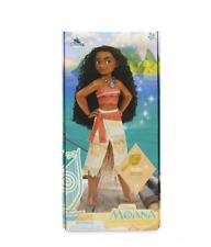 Disney Princess Moana Classic Doll with Brush New with Box