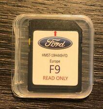 2021 Ford F9 Sync-2 SD card Navigation Update UK & Europe+Turkey NAVI