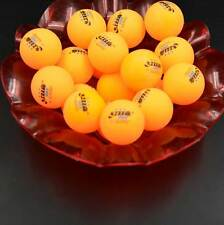 50Pcs DHS 3-Stars 40mm Olympic Table Tennis Balls Yellow Ping Pong Ball