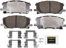 Front Disc Brake Ceramic Pads Monroe CX1005 for Lexus RX330 Toyota Highlander
