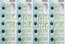 20 pc 395 Seiko Seizaiken Watch Batteries SR927SW FREE SHIP 0% MERCURY