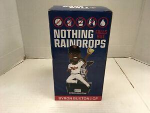 Byron Buxton Minnesota Twins SGA Bobblehead NEW Nothing Falls But Raindrops