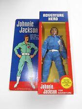 "1970s Mego Mib 8"" Johnnie Jackson figure Rare!"