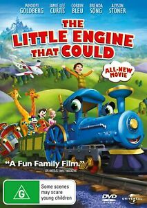 THE LITTLE ENGINE THAT COULD - BRAND NEW & SEALED DVD