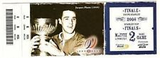 Jacques Plante Stanley Cup Playoffs Ticket