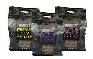 Crafty Catcher Superfoods Boilies 15mm/20mm 1kg/5kg King Prawn Peanut Pro Plum