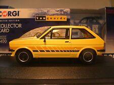 SUPERB NEW VANGUARDS 1980 1/43 FORD FIESTA MK 1 FESTIVAL RIGHT HAND DRIVE NLA