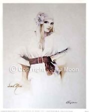 "SARA MOON ""Yvette"" 16""x20"" Personally Signed Original Archive Print"