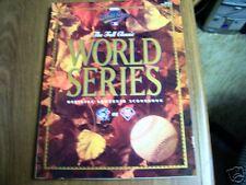 1993 World Series Official Souvenir Scorebook