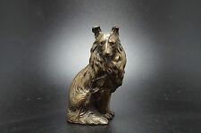 VTG Metal COLLIE Shetland Sheepdog Dog