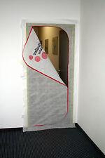 Staubschutztür Bautür Staubtür Staubvorhang Vorhang Staubschutz 220 x 110 cm