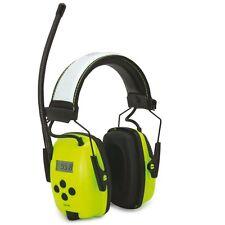 Howard Leight radio-protector auditivo Sync (Ace-edition); AM/FM Radio; incl. aux-einga