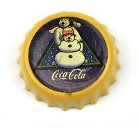 COCA-COLA COKE USA Aimant / magnet pour frigo aimant capsules forme - Bonhomme