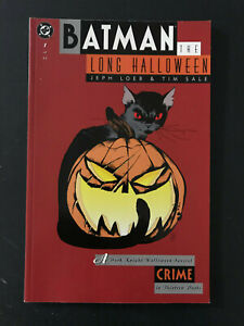 Batman: The Long Halloween # 1 (1996) 1st printing