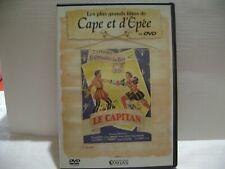 DVD - les plus grands films de cape et d epee le capitan 2eme epoque