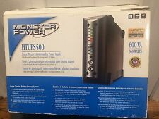 Monster Cable MP HTUPS 500 Power Home Theater Uninterruptible Power Supply