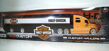 MAISTO 11516 Harley-Davidson Custom HAULERS METAL Scala 1:64