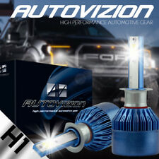 AUTOVIZION LED HID Headlight Conversion kit H1 6000K for BMW 740iL 1995-1998