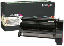 LEXMARK 10B042M C750 - X750 MAGENTA TONER ORIGINALE