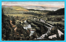 Dated 1904. Berwyn, Llangollen, Denbighshire