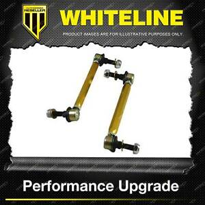 Whiteline Front Adjustable Extra Heavy Duty Sway Bar Link for Mazda BT 50 UP UR