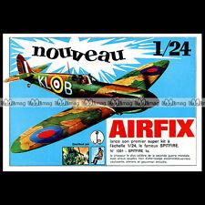 AIRFIX 'WW2 Avion SPITFIRE' - Pub / Publicité / Ad #B117