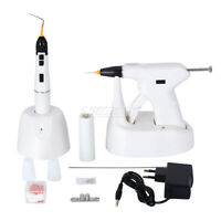 Dental Endodontic Obturation System Gun Heated Pen Percha Gutta Bar tips