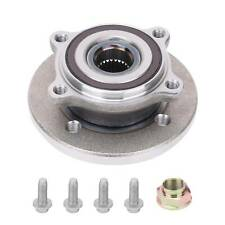 2x FORD TRANSIT FRONT WHEEL BEARING KIT + NUT PAIR Mk6 2000>2006 ALL MODELS