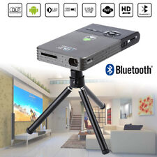 Android 4.4 LED DLP Projector Home Cinema Theater HDMI 1 8 GB 5g WiFi 1080p