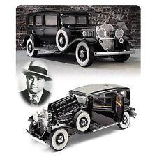 Franklin Comme neuf Al Capone blindé 1930 CADILLAC V16 - 1/24 avec papiers + COA