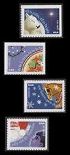 US 5247-5250 Christmas Carols forever set (4 stamps) MNH 2017