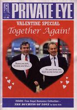 PRIVATE EYE 1152 - 17 Feb - 2 Mar 2006 - Gordon Brown Tony Blair - VALENTINE SPE