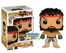 2016 POP Asia Street Fighter Hot Ryu Convention Exclusive Mint