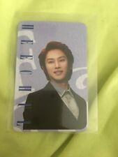 Super Junior Heechul Elf Japan Official Fanclub Photocard Card Kpop K-pop Sm