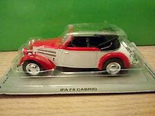 Modelcar 1:43    *** IXO IST ***  IFA F8 CABRIO
